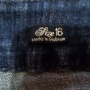 Seven7 Jeans - Seven7 Boot Cut Jeans - Like New!  Size 16